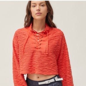 Urban outfitters cropped pullover